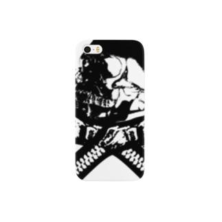 ZIP SKULL Smartphone cases