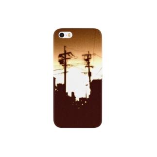 電柱2 Smartphone cases