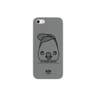 テングちゃん Smartphone cases