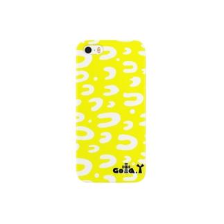 ジャガーNo.1 レモンイエロー Smartphone cases