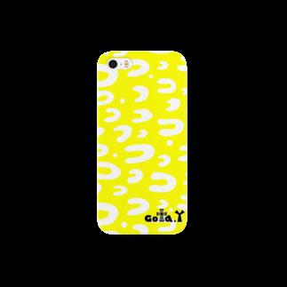 ゴータ・ワイのジャガーNo.1 レモンイエロー Smartphone cases