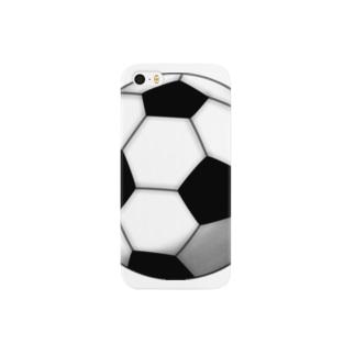 サッカーボール Smartphone cases