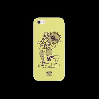plusheadsのローズ&マリー Smartphone cases
