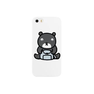 ストックマくん Smartphone cases