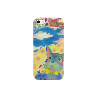 necohair.のボブ Smartphone cases