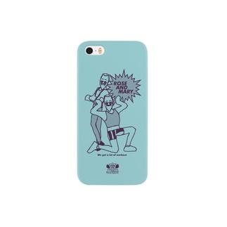 ローズ&マリー Smartphone cases