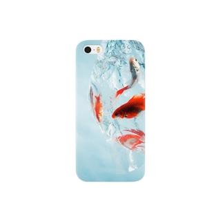 ふくろ金魚8 Smartphone cases