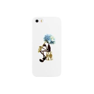 ciribiribin-sax Smartphone cases
