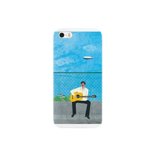 musician isao-san Smartphone cases