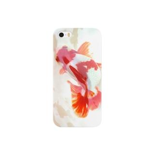 ふくろ金魚19 Smartphone cases