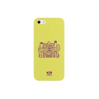 ケヴィン&ポール Smartphone cases