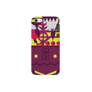 毒リンゴショップ Smartphone cases