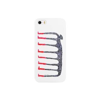 8本あし Smartphone cases