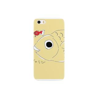 さかな(全面) Smartphone cases