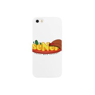 seNepロゴシリーズ Smartphone cases