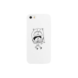 ぎゅ Smartphone cases