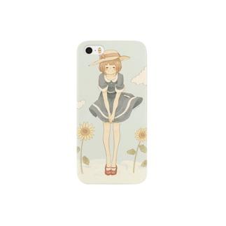 *なつのこ* Smartphone cases