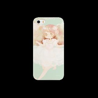 *momochy shop*の*しゃぼんだま* Smartphone cases