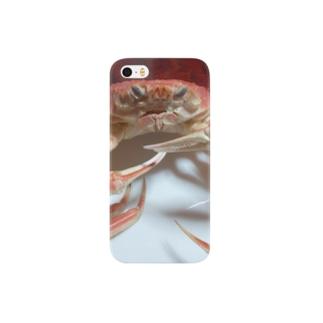 カニかに蟹 Smartphone cases