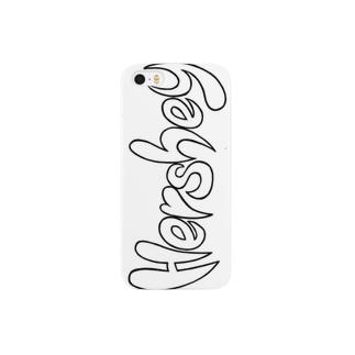 HersheyのiPhoneケース2 Smartphone cases