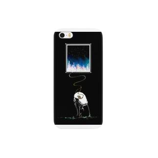 明かり音。 Smartphone cases
