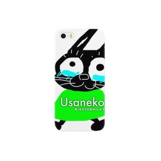 Kissy@Smiley/USANEKO Smartphone cases