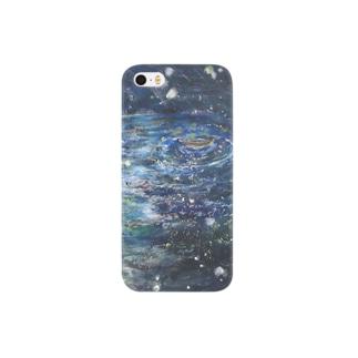 さざめき Smartphone cases
