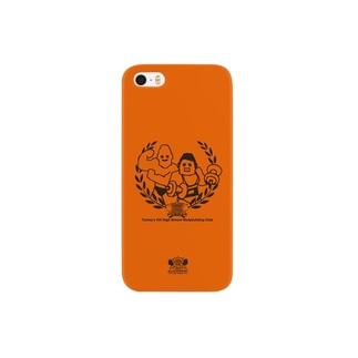 ボディービル部 Smartphone cases