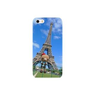 フェンスでくまこBonjour! 5 Smartphone cases