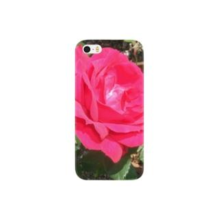 薔薇ver.1 Smartphone cases