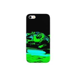 ハングオン Smartphone cases