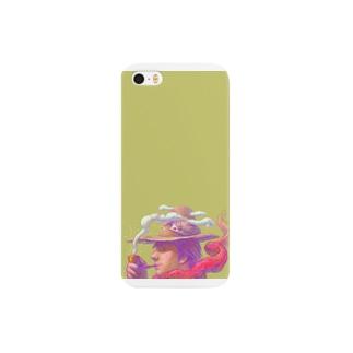 パイプの男 Smartphone cases