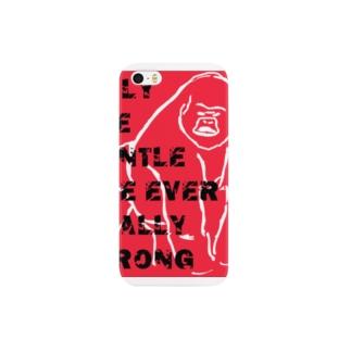 ゴリラ Smartphone cases