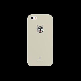 ボルゾのMis P-Classical Smartphone cases