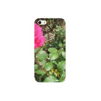 薔薇Ver.2 Smartphone cases