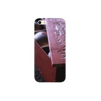 昭和の消火器 Smartphone cases
