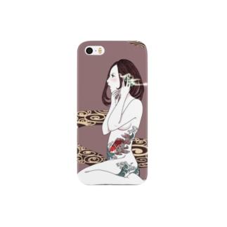 蝸牛管 Smartphone cases