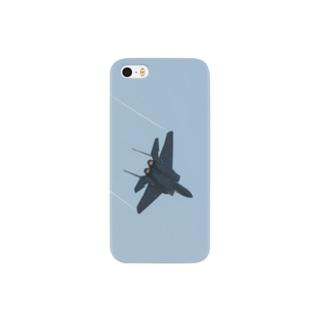 フライト Smartphone cases
