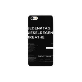 BREATHE Smartphone cases