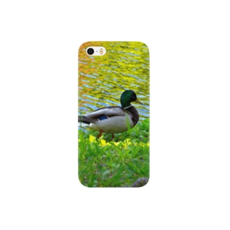 幻想的な鴨 Smartphone cases