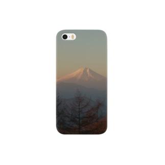 日本の山 Smartphone cases