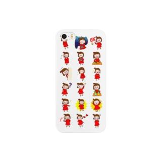 いろいろニコ Smartphone cases