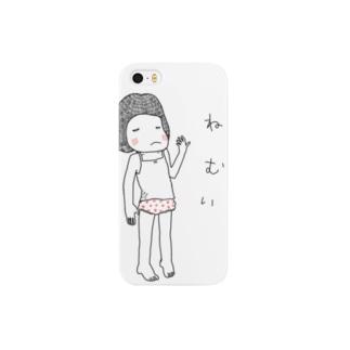 チヒロのねむい Smartphone cases