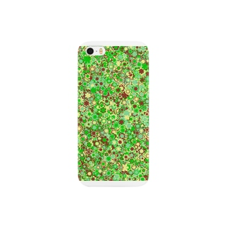 Camouflage(Flower) Smartphone cases