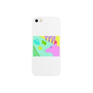 cocoteの旅立ち Smartphone cases