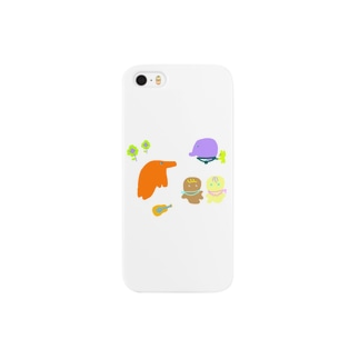 cocoteのみんな同じ Smartphone cases