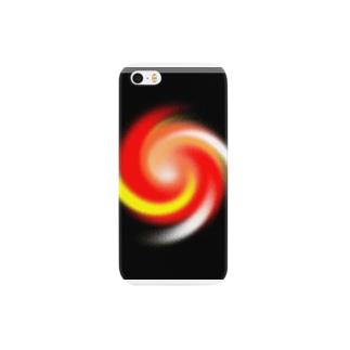 電磁波カット/宇宙効果SpaceArt「うたかた夢宇宙」 スマートフォンケース