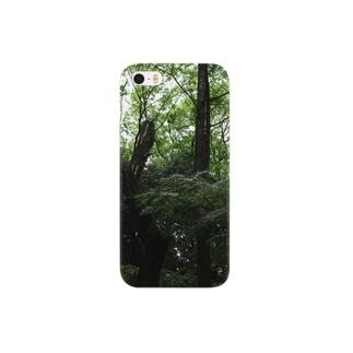 下鴨の木 Smartphone cases
