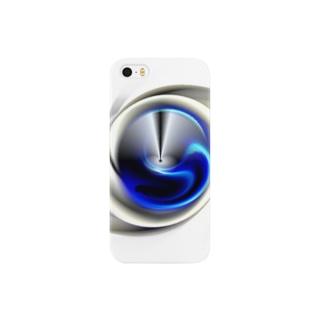 電磁波カット/宇宙効果SpaceArt「最果て銀河」 スマートフォンケース