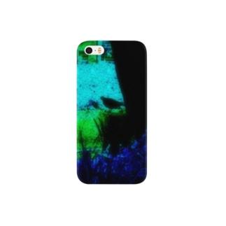 木陰のオルフェ(青 Smartphone cases